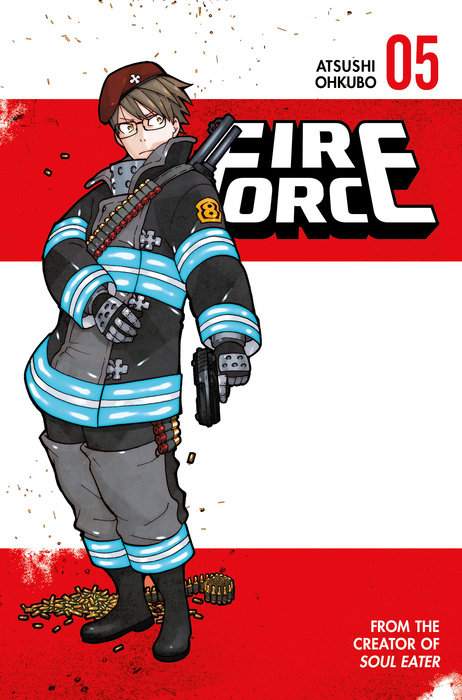 Fire Force 5 global governance and the quest for justice volume i