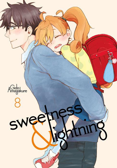 Sweetness and Lightning 8 sweetness and lightning 4
