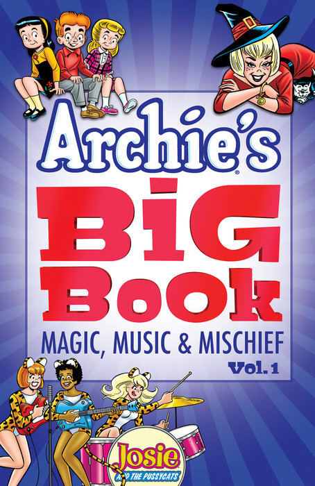 Archie's Big Book Vol. 1 the triple album collection vol 1 cd