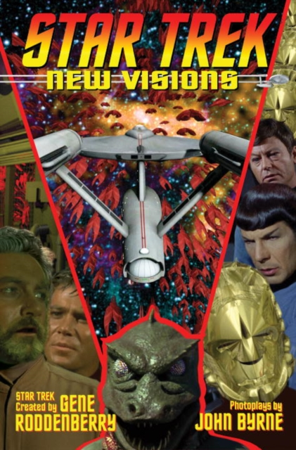 Star Trek: New Visions, Vol. 5 proving