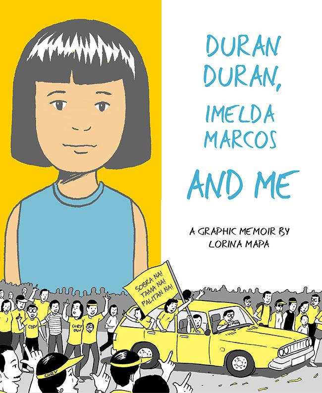 Duran Duran, Imelda Marcos, and Me marcos