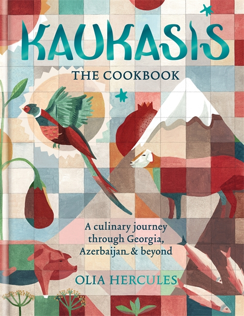 Kaukasis The Cookbook: The culinary journey through Georgia, Azerbaijan & beyond jewish soul food from minsk to marrakesh more than 100 unforgettable dishes updated for today s kitchen