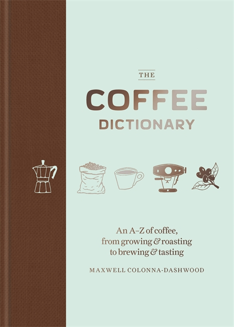 The Coffee Dictionary ivy and bean and the ghost that had to go