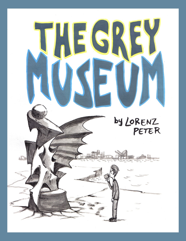 The Grey Museum ruins