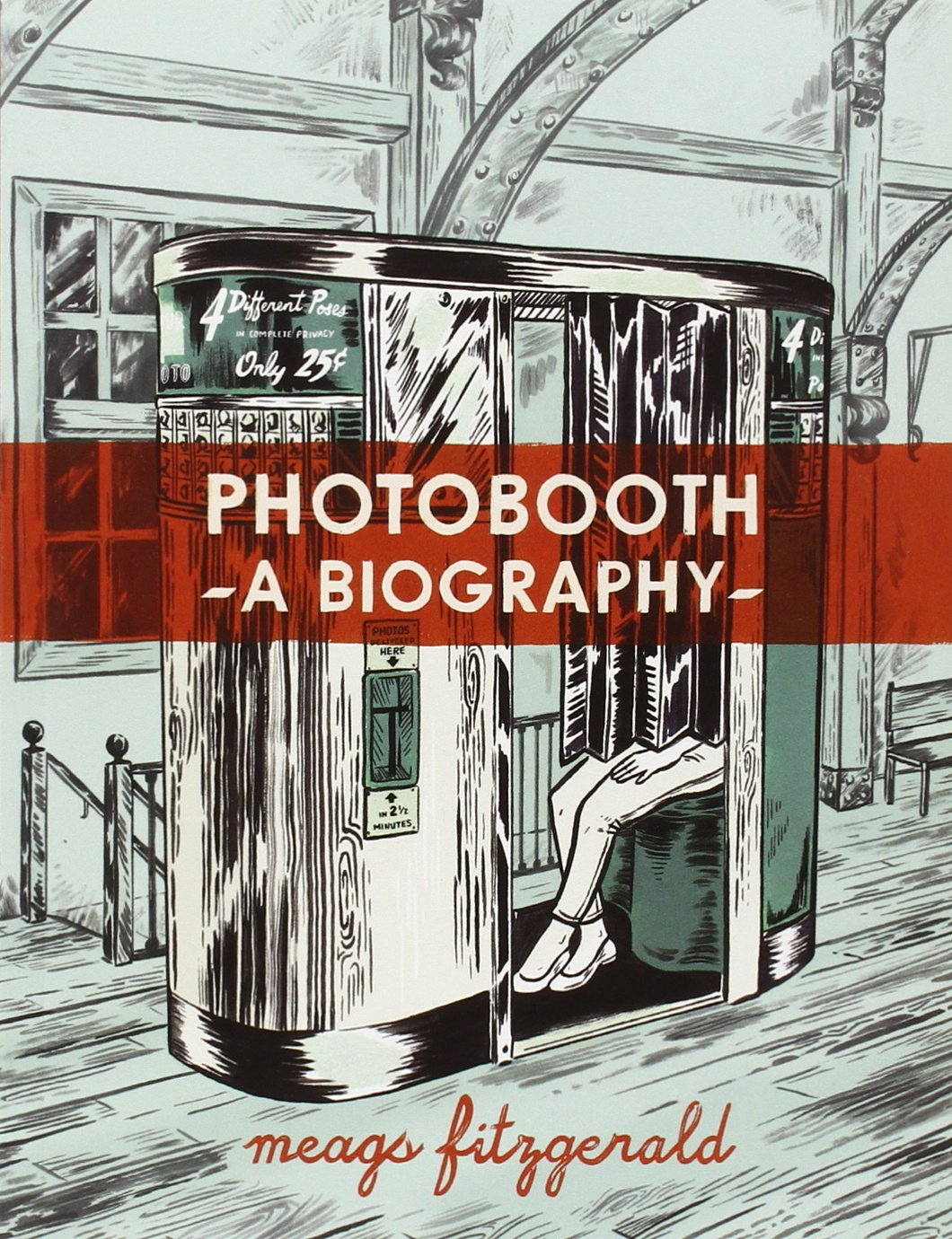 Photobooth: A Biography the lonely polygamist – a novel
