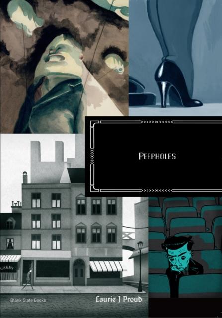 Peepholes the merchant of venice noble potion парфюмерная вода 100 мл