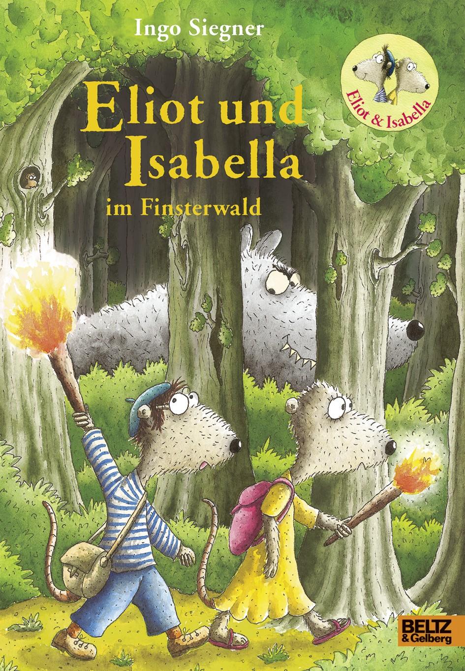 Eliot und Isabella im Finsterwald сапоги quelle der spur 1013540