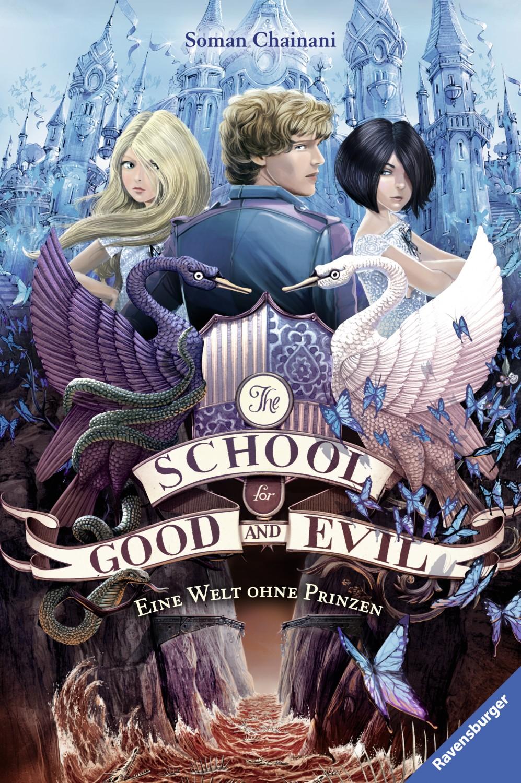 The School for Good and Evil - Eine Welt ohne Prinzen ohne titel толстовка