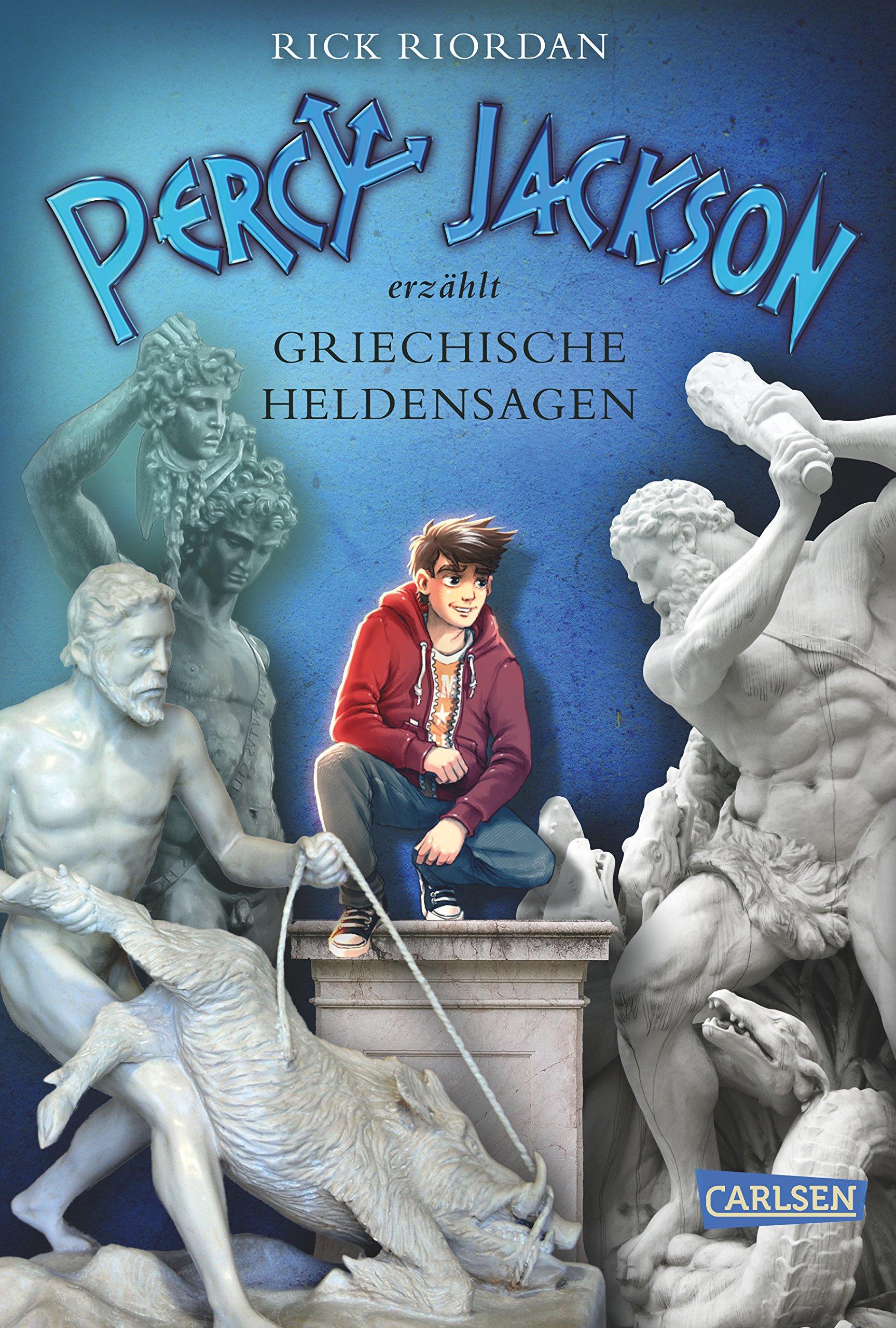 Percy Jackson erzahlt: Griechische Heldensagen percy jackson 5 bde