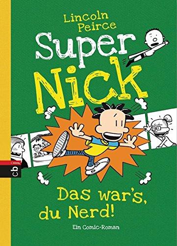 Super Nick - Das war's, du Nerd! apocalypse nerd