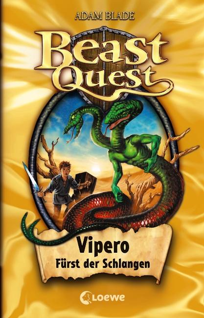 Beast Quest - Vipero...