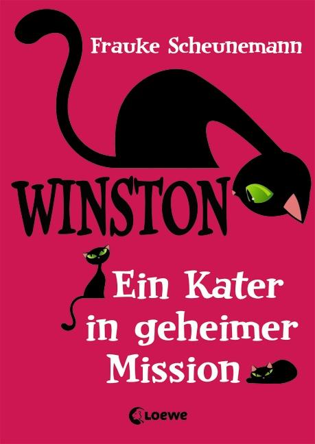 Winston - Ein Kater in geheimer Mission man kann ruhig daruber sprechen