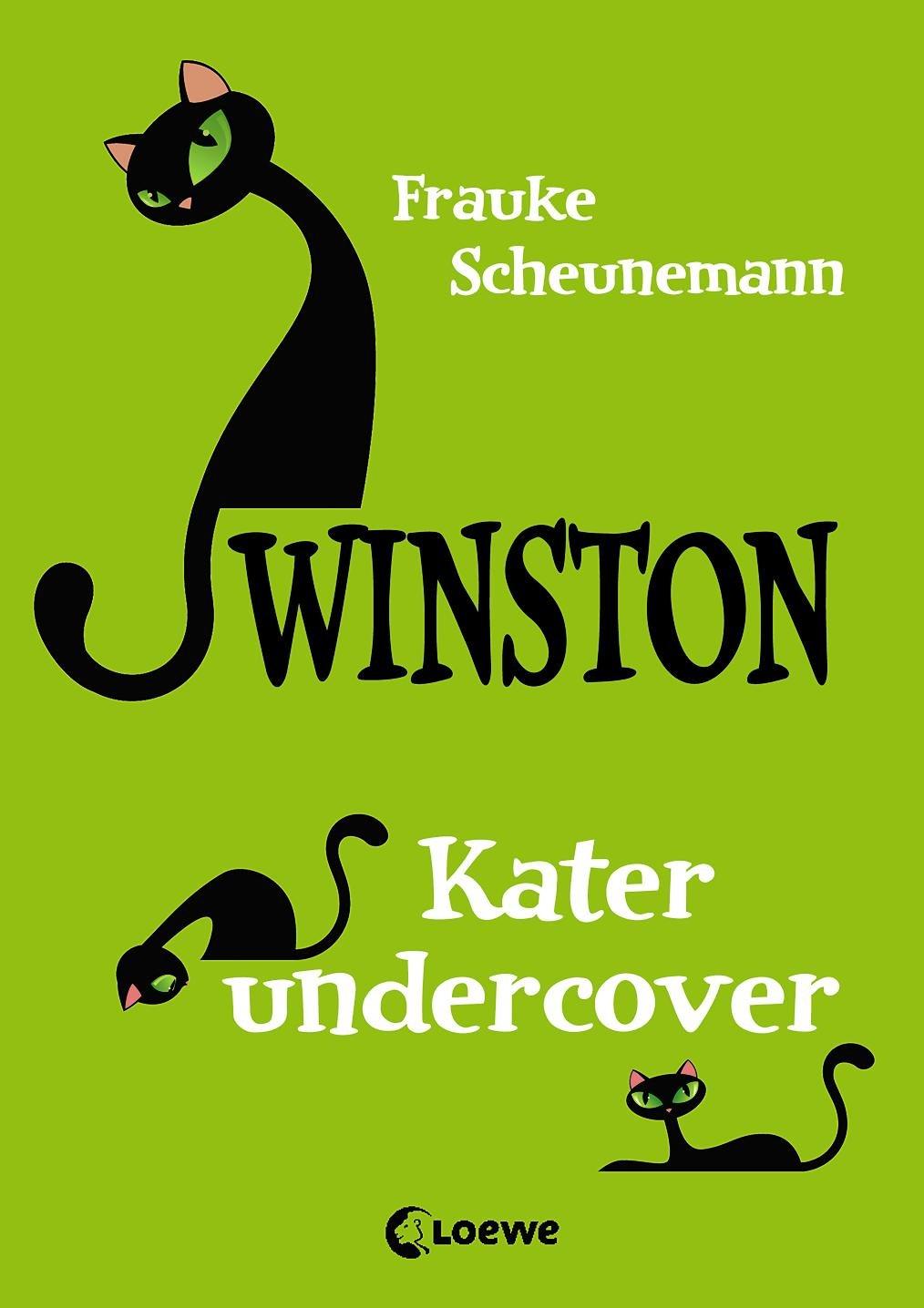 Winston - Kater undercover rahvaluule iiri haldjalegende ja muinasjutte