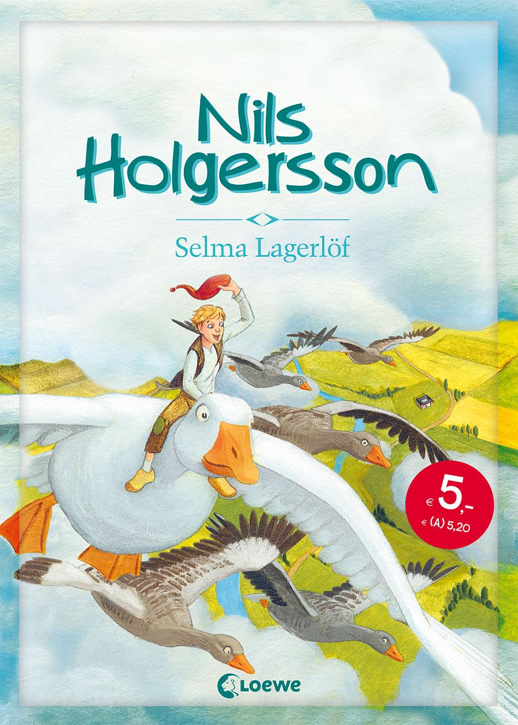 Nils Holgersson, Зарубежная литература для детей  - купить со скидкой