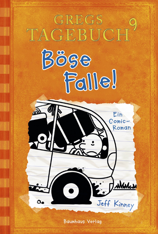 Gregs Tagebuch, Bose Falle irisches tagebuch
