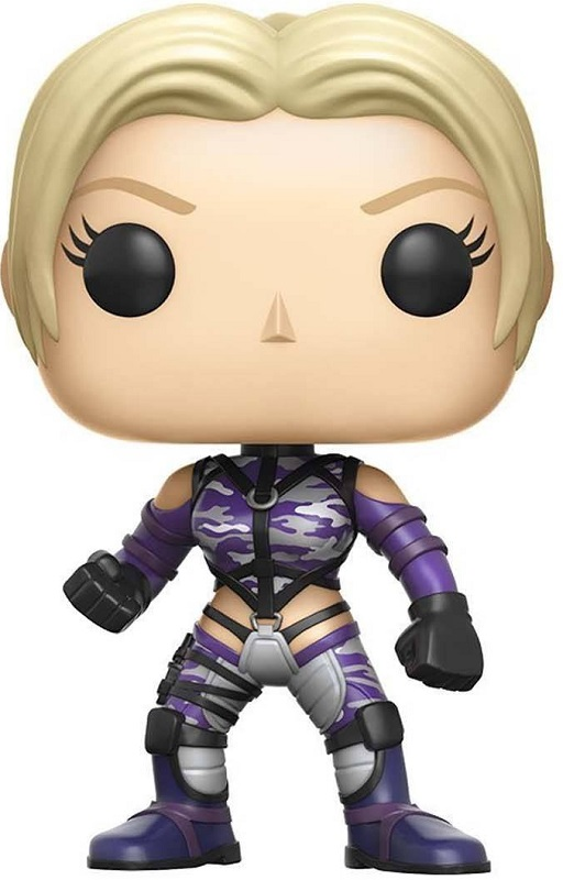 Funko POP! Vinyl Фигурка Tekken: Nina Williams funko pop vinyl фигурка monster high cleo de nile