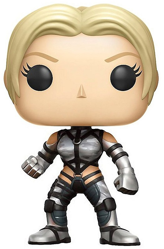 Funko POP! Vinyl Фигурка Tekken: Nina Williams Silver Suit carmen d or