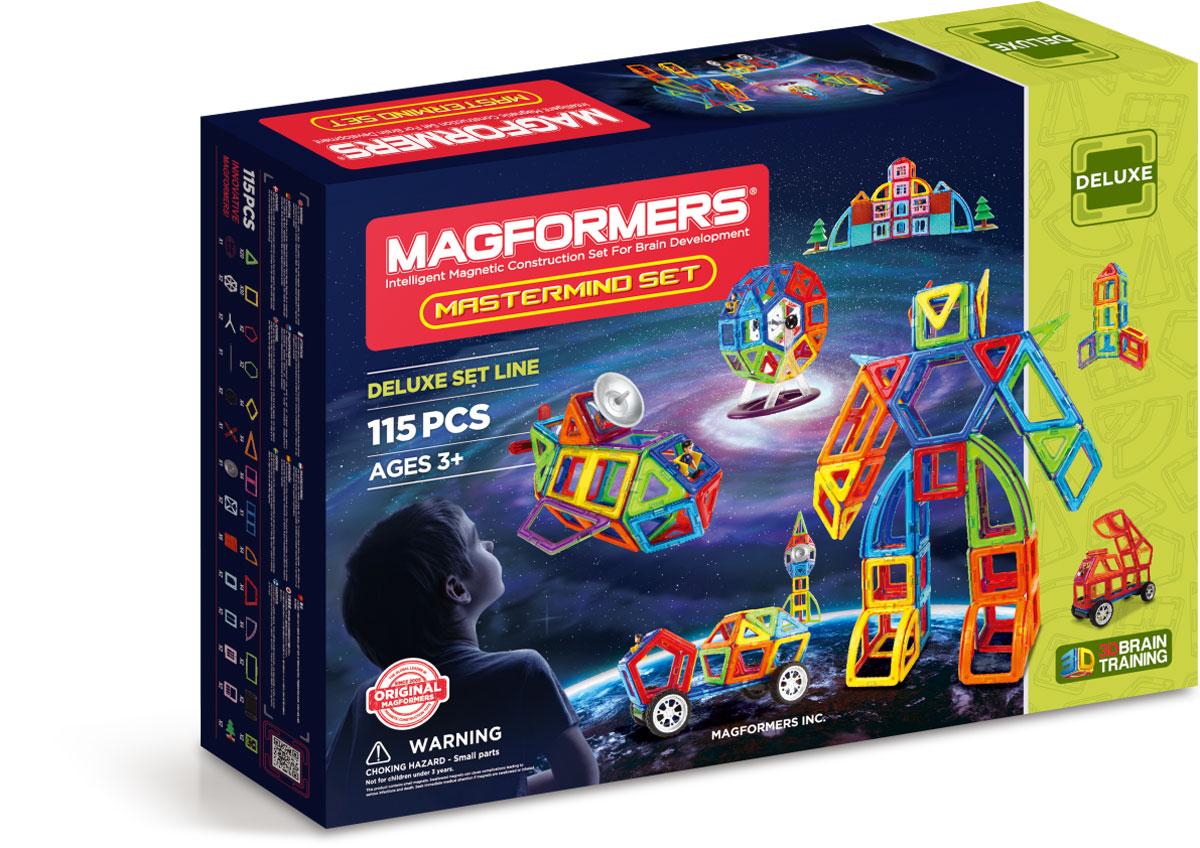 Magformers Магнитный конструктор Mastermind set - Конструкторы