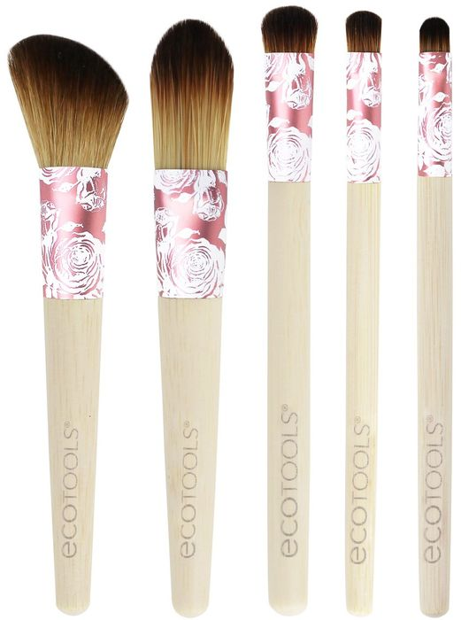 EcoTools Набор кистей Modern Romance Collection ecotools набор кистей limited edition anniversary collection