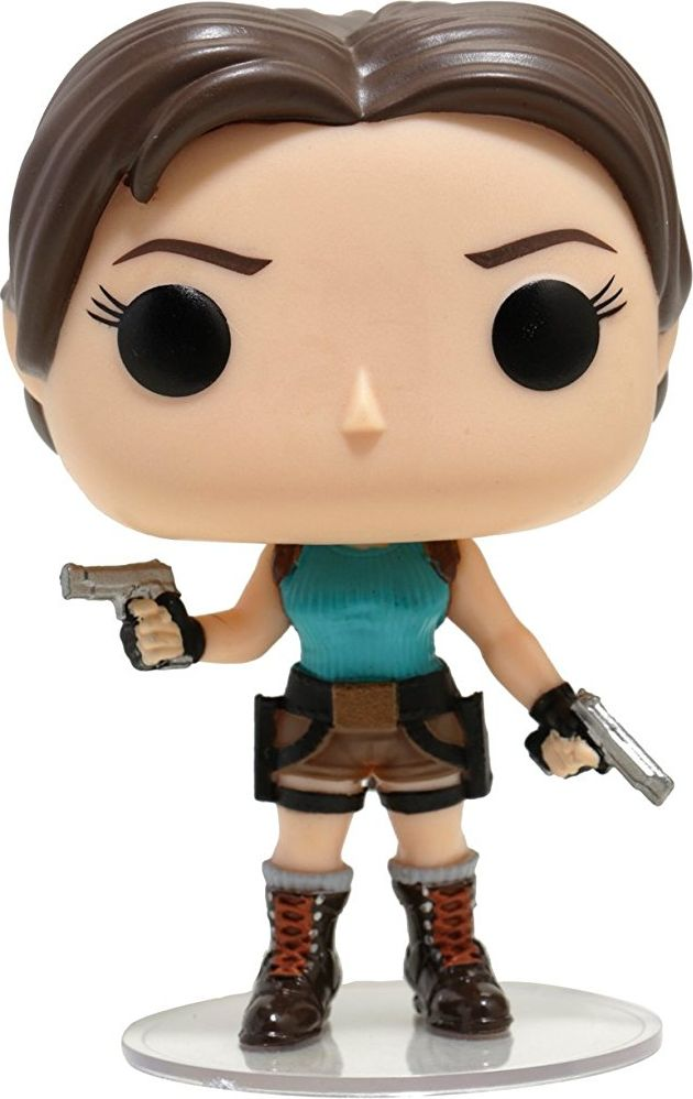 Funko POP! Vinyl Фигурка Tomb Raider: Lara Croft видеоигра для pc медиа rise of the tomb raider 20 летний юбилей