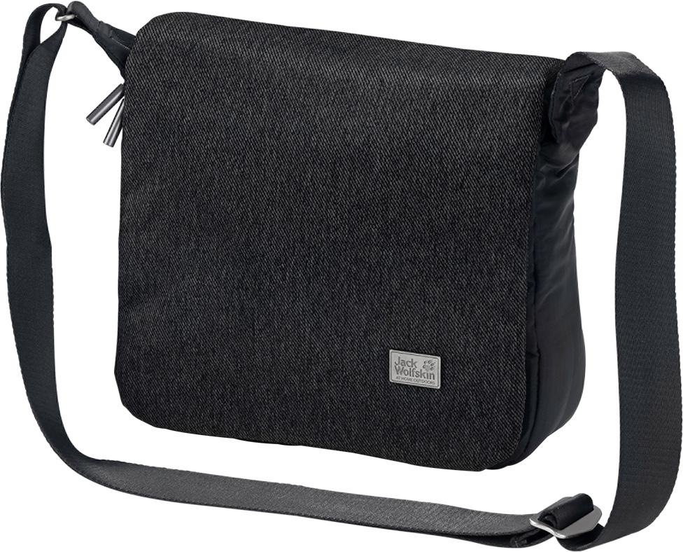 Сумка на плечо Jack Wolfskin Wool Tech Sling Bag, цвет: темно-серый, 3,5 л. 2005541-63502005541-6350Сумка на плечо Jack Wolfskin Wool Tech Sling Bag идеально подходит для путешествий и на каждый день. Сумка удобного размера Wool Tech Sling Bag идеально подходит для прогулок по городу. В сумке достаточно места для всех необходимых вещей, и при этом у вас не возникнет желания перегружать ее. В дополнение к основному отделению на молнии, под клапаном вы найдете еще карманы - для билетов, бумажника и прочих небольших по размеру важных вещей. Ключевой особенностью сумки является сочетание контрастных тканей: роскошного, похожего на шерсть материала и матовой технологичной ткани.Объем: 3,5 л.