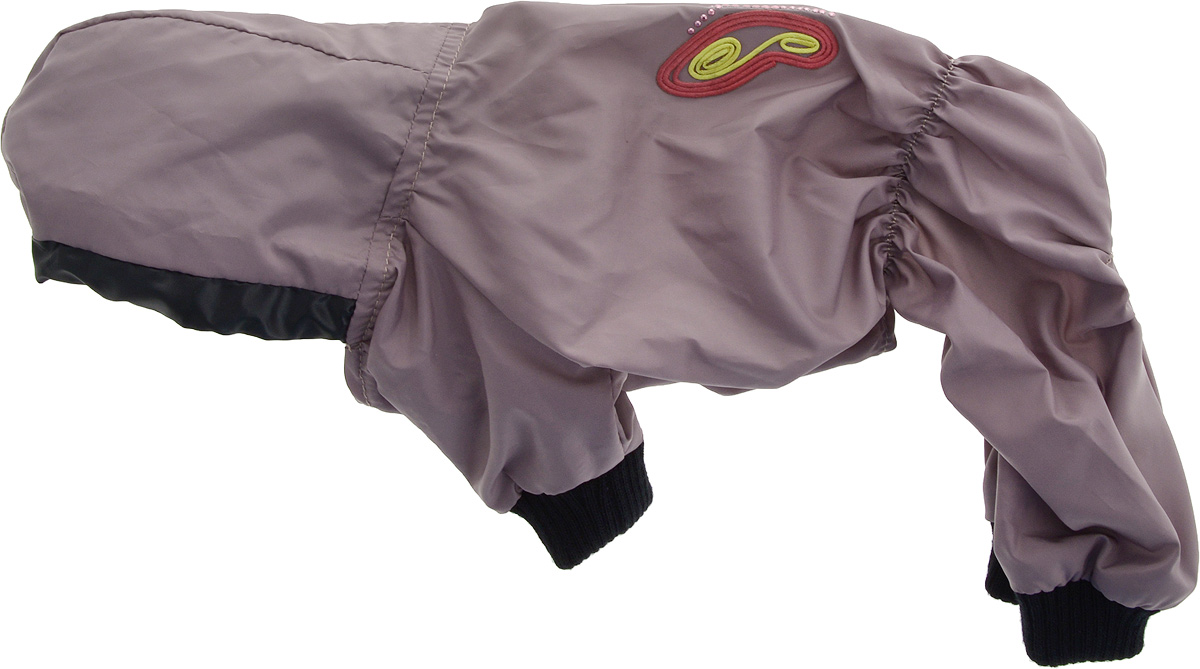 Дождевик прогулочный для собак GLG Бабочка, цвет: серо-розовый. Размер SMOS-016Прогулочный дождевик для собак GLG Бабочка выполнен из высококачественного текстиля разной текстуры. Рукава не ограничивают свободу движений, и собачка будет чувствовать себя в ней комфортно. Изделие застегивается с помощью кнопок.Изделие оформлено декоративной нашивкой.Модная и невероятно удобный непромокаемый дождевик защитит вашего питомца от дождя и насекомых на улице, согреет дома или на даче.Обхват груди: 37 см.Длина комбинезона (без капюшона): 25 см.