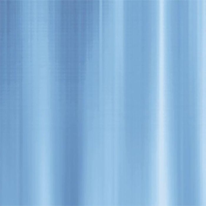 Штора для ванной Стар Экспо, цвет: голубой, 180 х 180 см5925Штора для ванной Стар Экспо - это влагонепроницаемая, надежная и практичная штора, выполненная из 100% ПВД. Штора имеет универсальный дизайн, со временем не выцветает, а рисунок не вымывается. Проста в эксплуатации. В комплекте предусмотрено 10 пластиковых колец. Изделие легко моется и быстро сохнет. Толщина пленки 45 мкм.