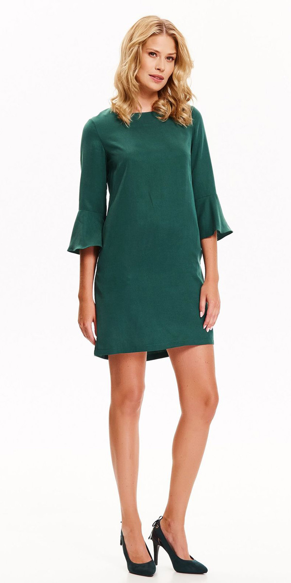 Туника женская Top Secret , цвет: зеленый. STU0140ZI. Размер 38 (46) туники little secret туника