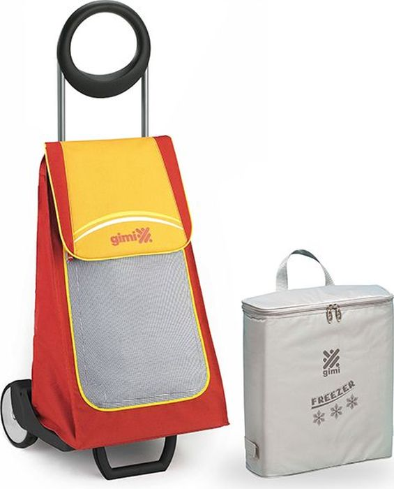 Сумка-тележка Gimi Family, 58 л6165Многофункциональная, практичная сумка-тележка GimiFamily идеально подходит для семейных пикников,длительных прогулок и путешествий. Большая вместимость(58 л) позволит взять с собой все необходимое и дажебольше. В комплект входит термосумка вместимостью 10 л,это позволит в ваших прогулках или поездках сохранитьлюбимые напитки в идеальной для вас температуре, апродуктам не испортиться.Сумка выполнена из прочного и надежного материала(полиэстер) с влагостойкой обработкой. Сумка оснащенабольшим фронтальным карманом для большего удобства.Каркас из стали имеет стоп-механизм с блокираторомсложенных колес, дополнен подставкой для зонта. Основаниевыполнено из прочного пластика. Без сумкиизделие превращается в универсальную тележку сфиксаторами для хозяйственных ящиков игрузоподъемностью - 30 кг.