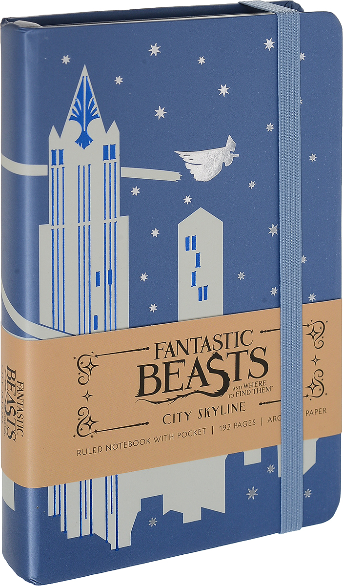 Fantastic Beasts and Where to Find Them: City Skyline купить