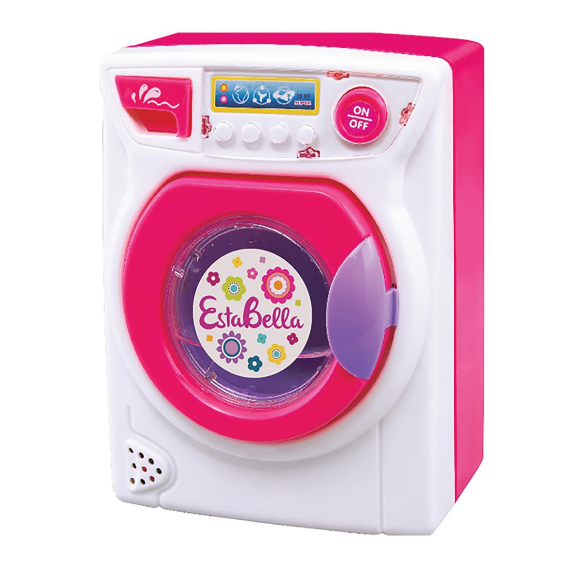 EstaBella Игровой набор Бытовая техника Стиральная машина детская стиральная машинка с водой купить