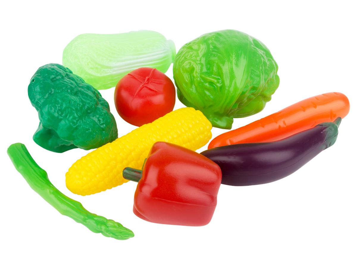 EstaBella Игровой набор Покупаем овощи и фрукты