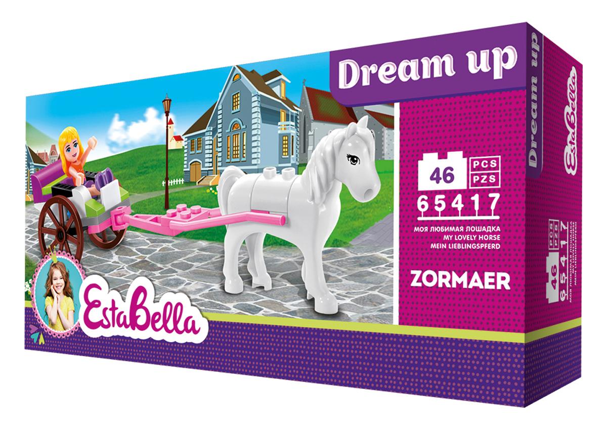 EstaBella Конструктор Моя любимая лошадка