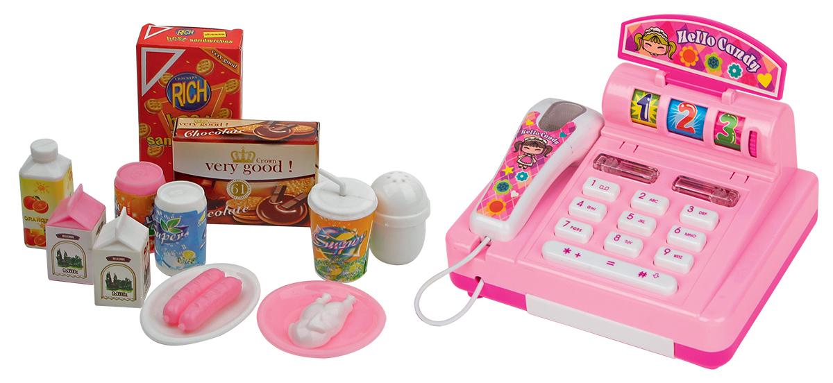 EstaBella Игровой набор Мини-супермаркет с продуктами