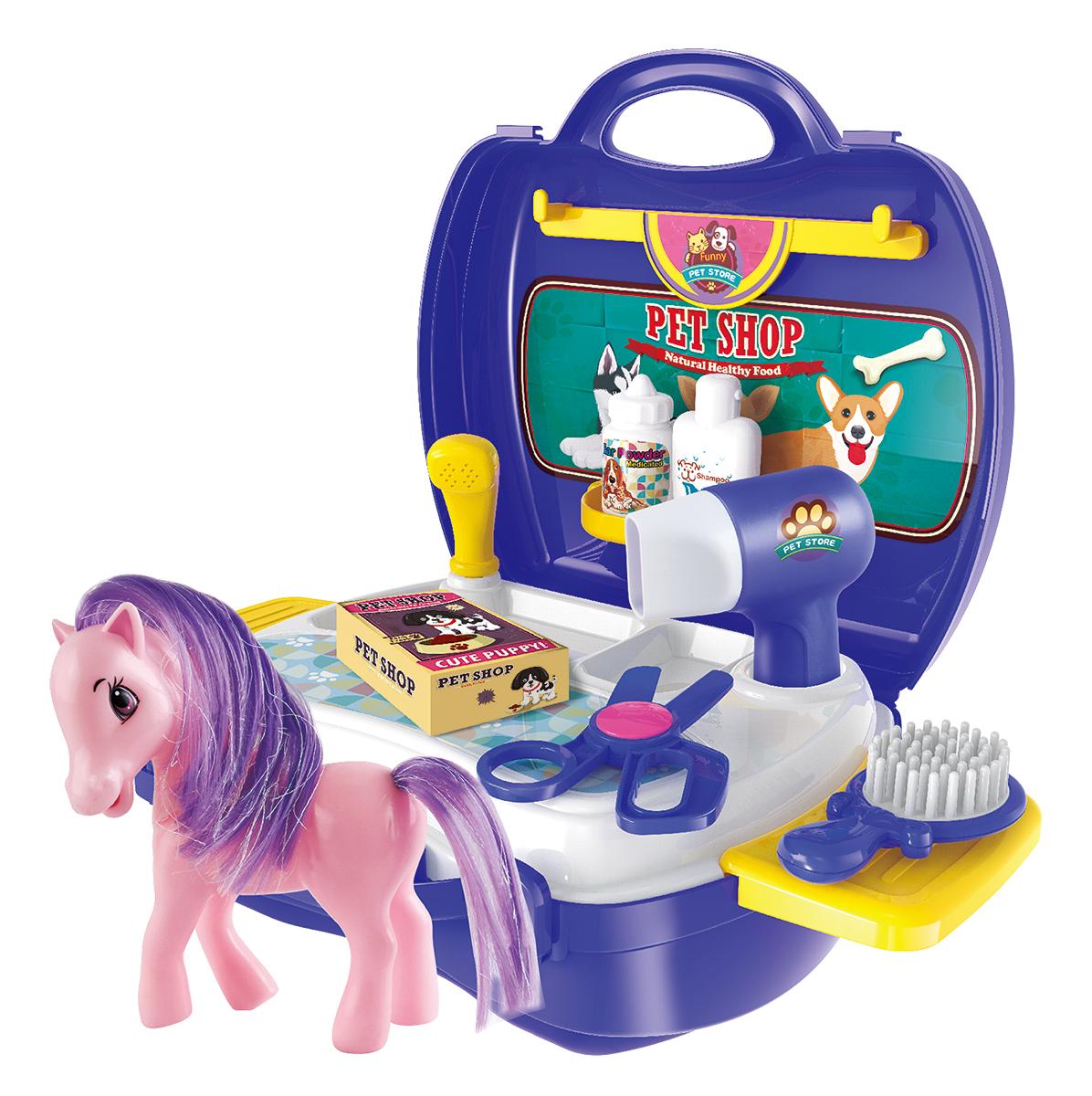 EstaBella Игровой набор Я люблю свою лошадку