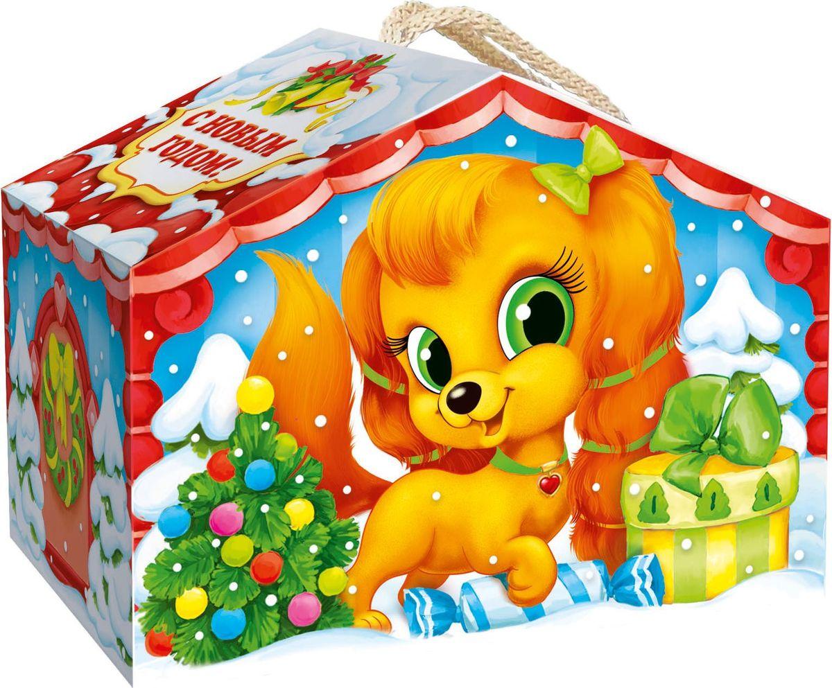 Сладкий новогодний подарок Питомцы, 200 г1527Новогодние подарки в картонной упаковке считаются самыми популярными для поздравления детей в детских садах и школах, и с каждым годом остаются лидерами продаж. Сладкий Новогодний подарок Питомцы 200 гр. очарует любого малыша своей яркой, разноцветной упаковкой, а прекрасно подобранный состав кондитерских изделий от самых известных производителей позволит в полной мере насладиться праздником. Прекрасный вариант поздравления детей на утренниках в детских садах и школах.Уважаемые клиенты! Обращаем ваше внимание на возможные изменения в дизайне упаковки. Качественные характеристики товара остаются неизменными. Поставка осуществляется в зависимости от наличия на складе.