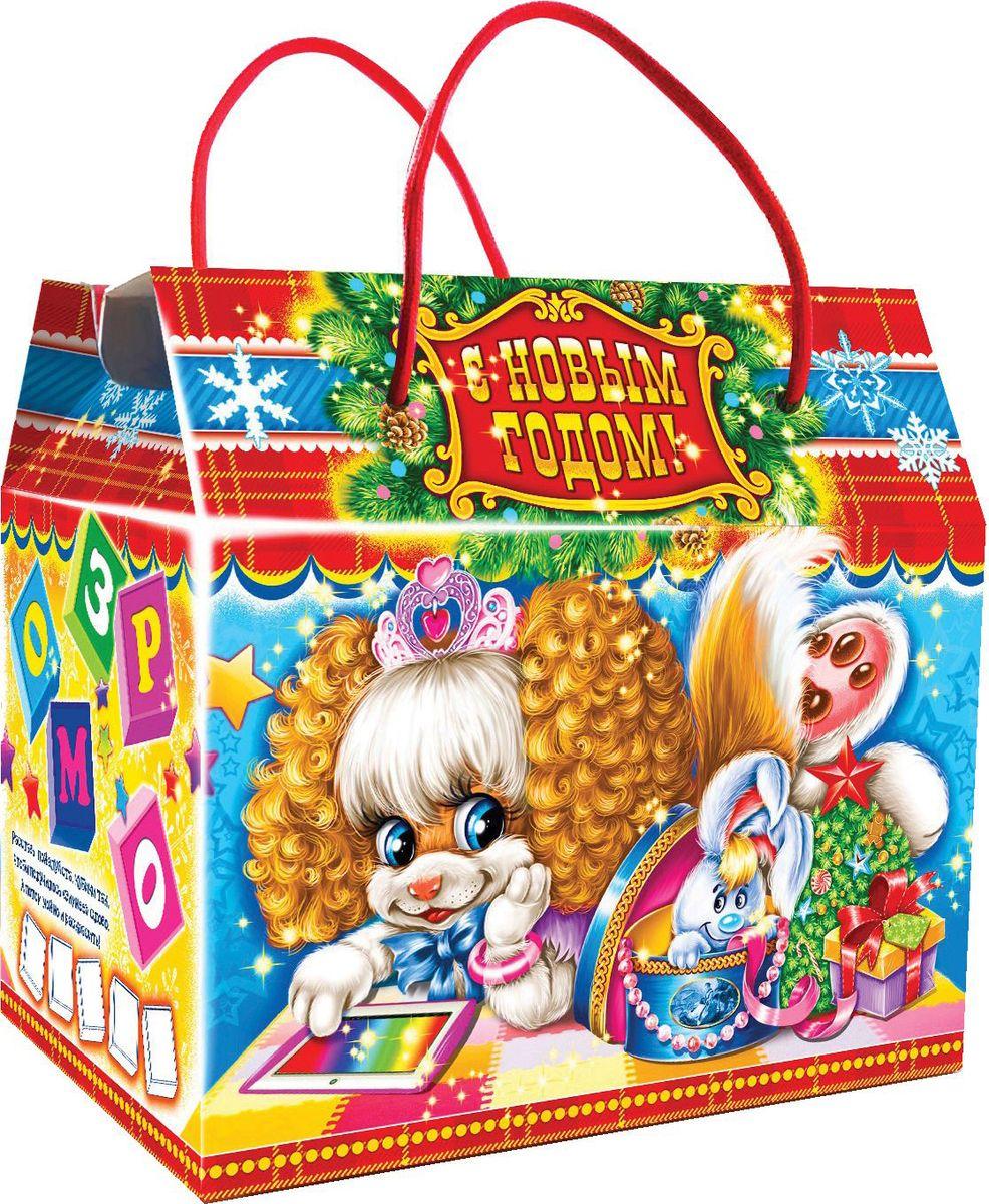 Сладкий новогодний подарок Праздник, 1000 г1555Новогодние подарки в картонной упаковке считаются самыми популярными для поздравления детей в детских садах и школах, и с каждым годом остаются лидерами продаж. Сладкий Новогодний подарок  Праздник  1000 гр. очарует любого малыша своей яркой, разноцветной упаковкой, а прекрасно подобранный состав кондитерских изделий от самых известных производителей позволит в полной мере насладиться праздником. Прекрасный вариант поздравления детей на утренниках в детских садах и школах.Уважаемые клиенты! Обращаем ваше внимание на возможные изменения в дизайне упаковки. Качественные характеристики товара остаются неизменными. Поставка осуществляется в зависимости от наличия на складе.