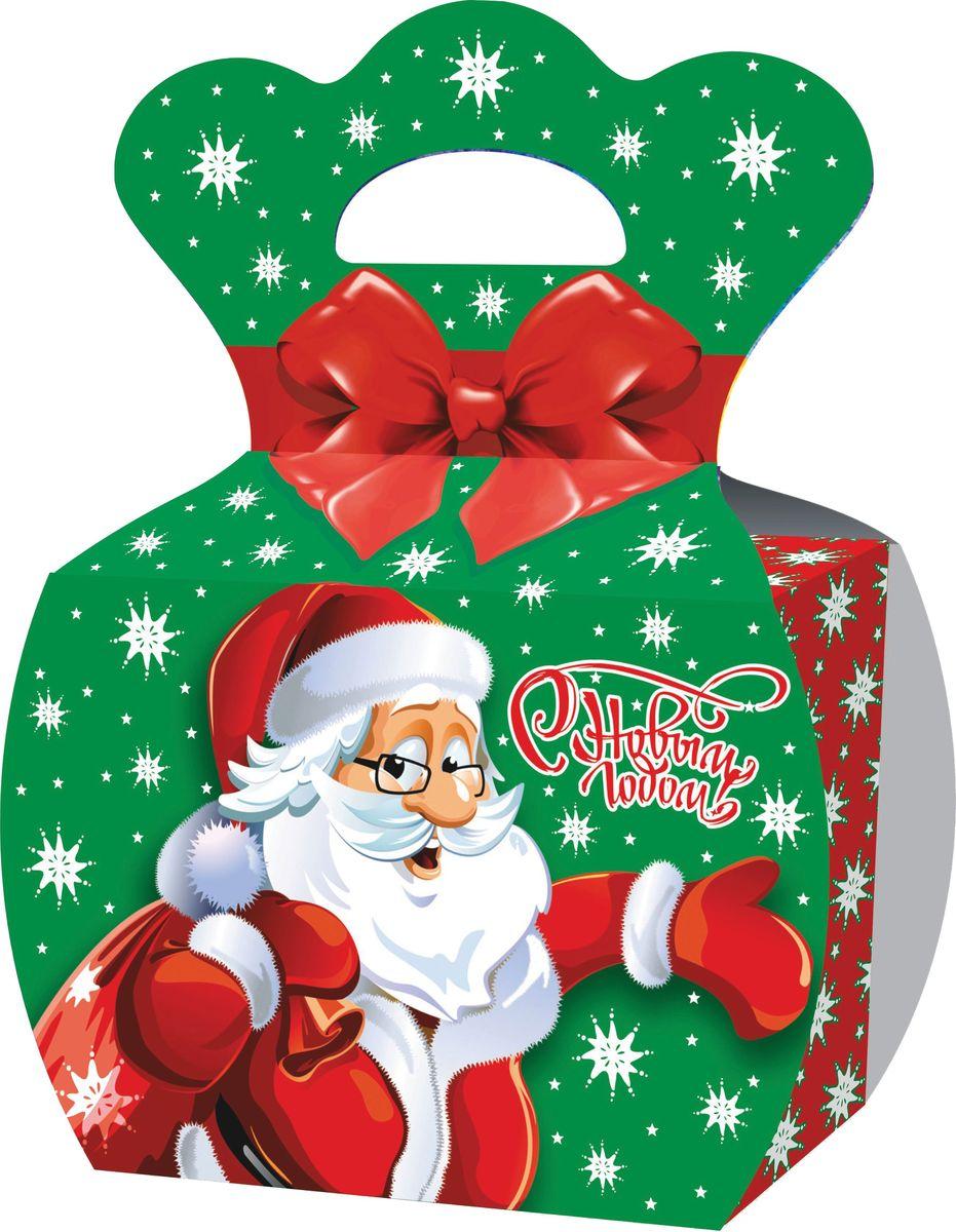 Сладкий новогодний подарок Мешок Деда Мороза, 400 г подарок от деда мороза cdmp3