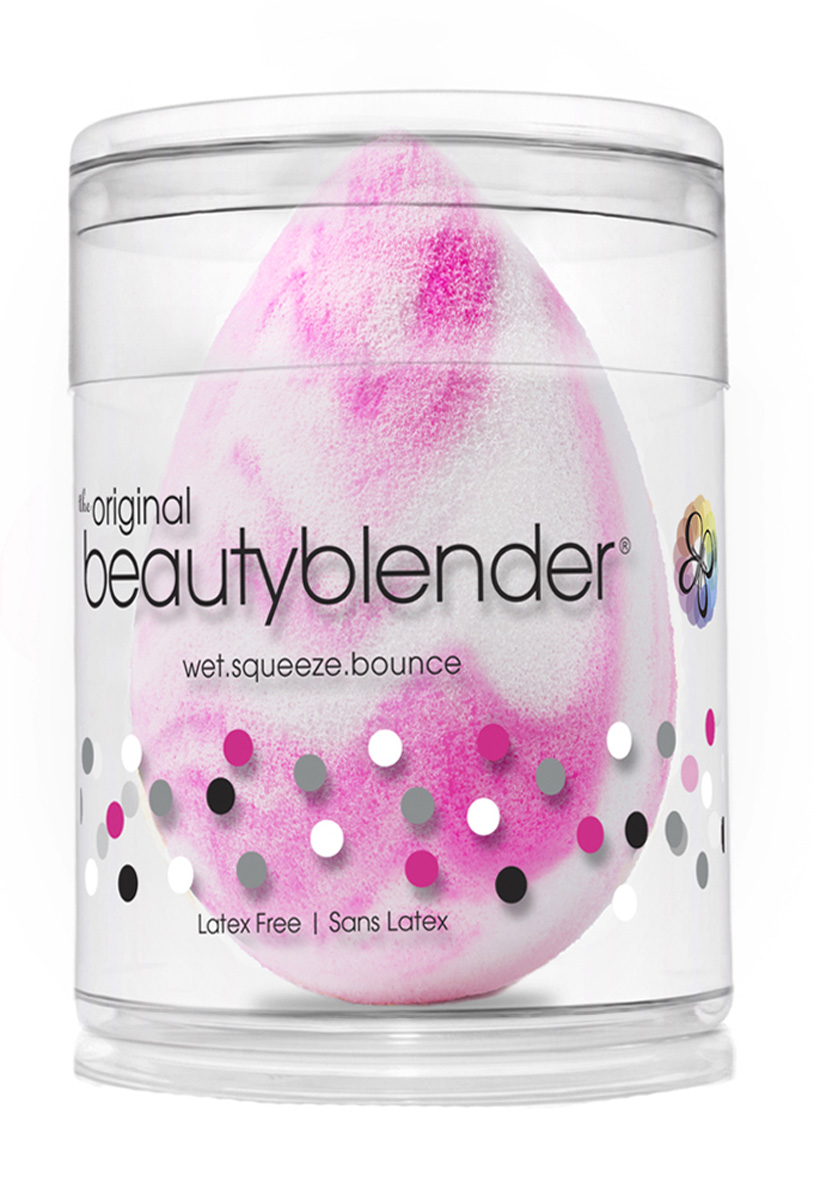 Beautyblender Спонж Swirl1059Революционная каплеобразная форма Beautyblender swirl делает его использование очень простым с возможностью добраться до труднодоступных участков (зона под глазами, крылья носа) с удивительной легкостью. Главная особенность спонжа Beautyblender swirl в его уникальном сочетании розового и белого цветов, теперь можно выбрать именно СВОЙ инструмент для создания идеального тона. Cпонж Beautyblender имеет структуру открытой ячейки, которая наполняется небольшим количеством воды, когда спонж смачивают. Благодаря этому косметическое средство остается на поверхности спонжа, а не поглощается им. Технология использования - увлажнить. сжать. нанести. Все спонжи Beautyblender безлатексные и не имеют запаха. Beautyblender - американский бренд, созданный голливудским визажистом Реа Энн Сильва, у которой за плечами более 20 лет работы в бьюти-индустрии. Поначалу Beautyblender был тайным ингредиентом съемочных площадок, но после неоднократных побед в престижной бьюти-премии Allure Best of Beauty получил известность и признание во всем мире.Способ применения:Действуйте по схеме «УВЛАЖНИТЬ–СЖАТЬ–НАНЕСТИ». Смочите спонж в воде, он увеличится в размерах. Отожмите. Плотностью отжима можно регулировать количество используемого косметического средства. После отжима легкими вбивающими движениями нанесите тональный крем или другое средство. Состав: Безлатексная пена.Особенности состава: не комедогенна.