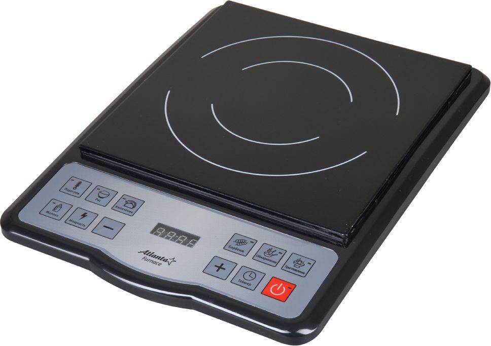 Atlanta ATH-1750, Black плита индукционная - Плиты