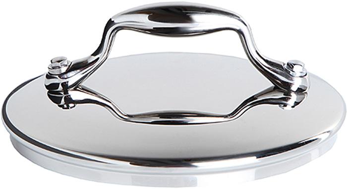 Крышка Inoxpran Prama Helen Collection, диаметр: 16 см5751283Крышка диаметр: 16 см Helen Collection прекрасное дополнение к кастрюле глубокой с двумя ручками, 1,8 л, диаметр: 16 см.