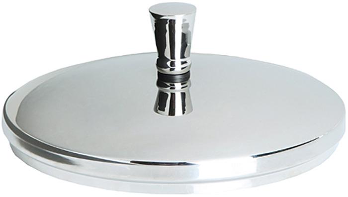 Крышка Inoxpran Prama Prandelli Collection, диаметр: 24 см5761287Крышка Inoxpran Prama  Prandelli Collection выполнена из высококачественной нержавеющей стали, прекрасное дополнение к кастрюле глубокой с двумя ручками.Диаметр крышки: 24 см.
