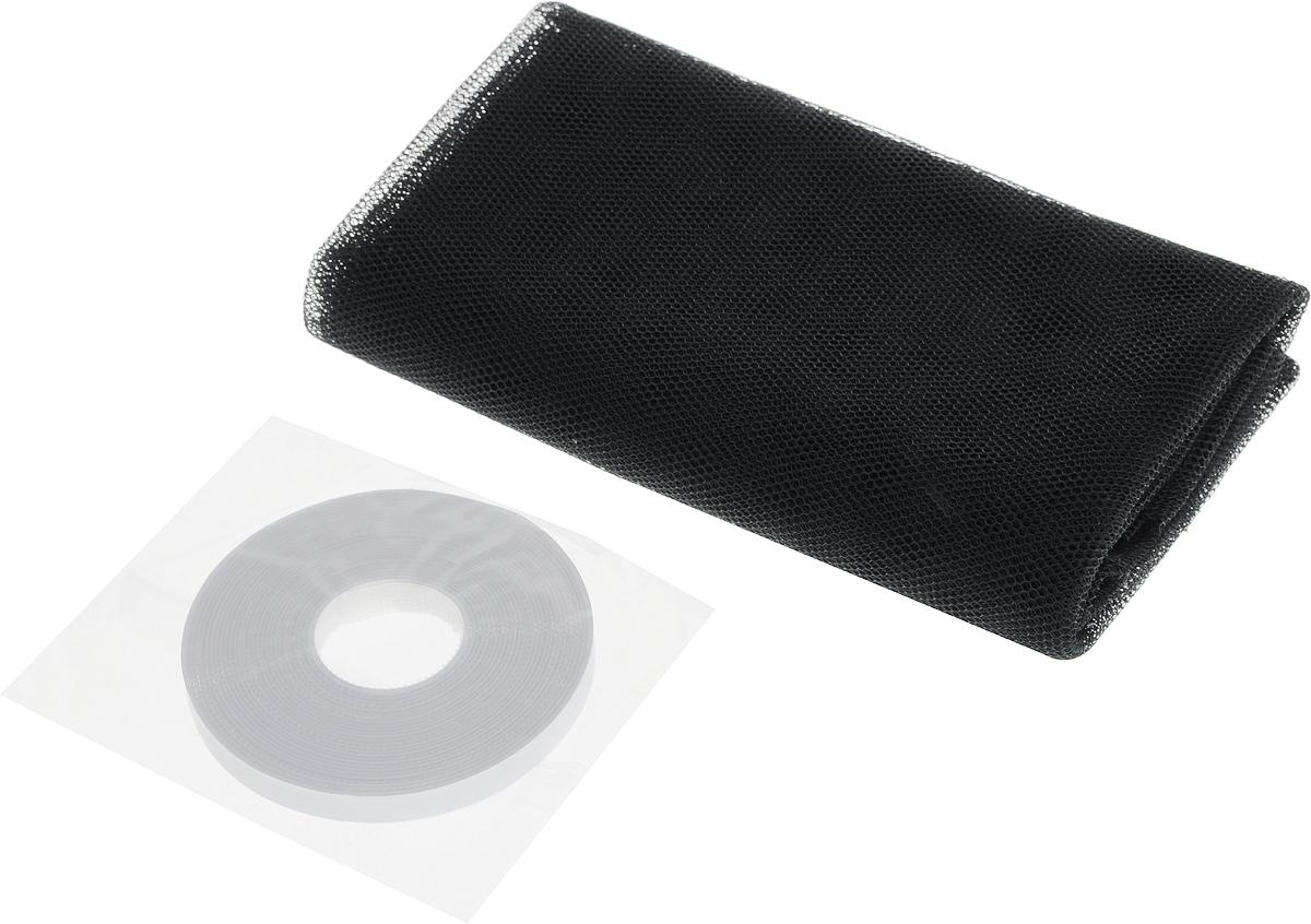 Сетка противомоскитная Help, оконная, с крепежной лентой, 110 х 130 см cuk0516g 1080p