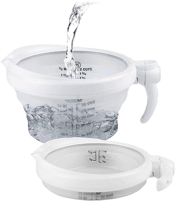 Мерный кувшин G W International, силикон - Посуда для приготовления