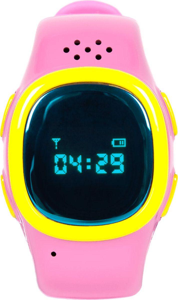 myrope r12 blue умные часы с gps трекером EnBe Children Watch 2 умные детские часы с GPS трекером, Pink
