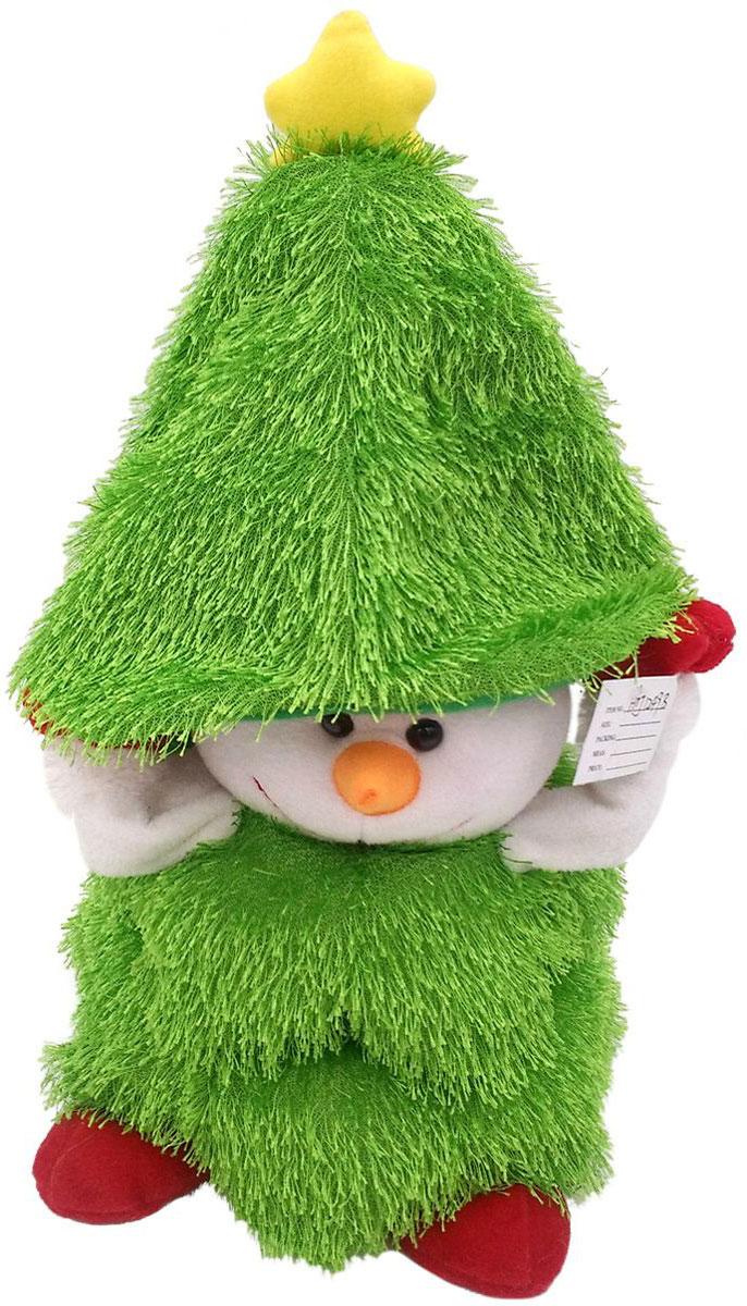 все цены на Lapa House Мягкая озвученная игрушка Снеговичок Пьер 26 см