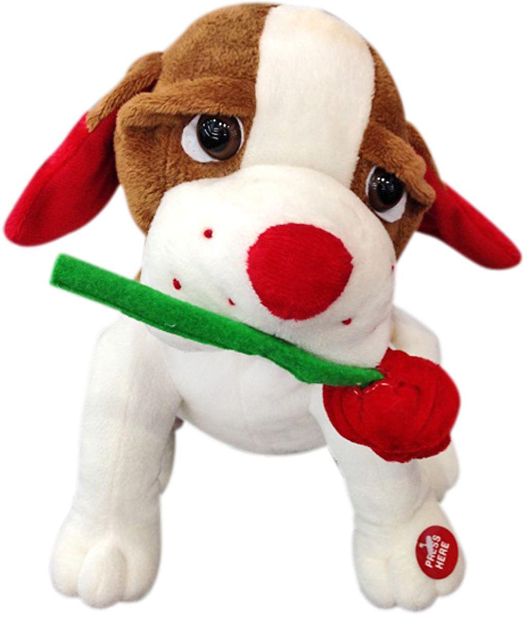 Lapa House Мягкая игрушка Собачка 25 см - Мягкие игрушки