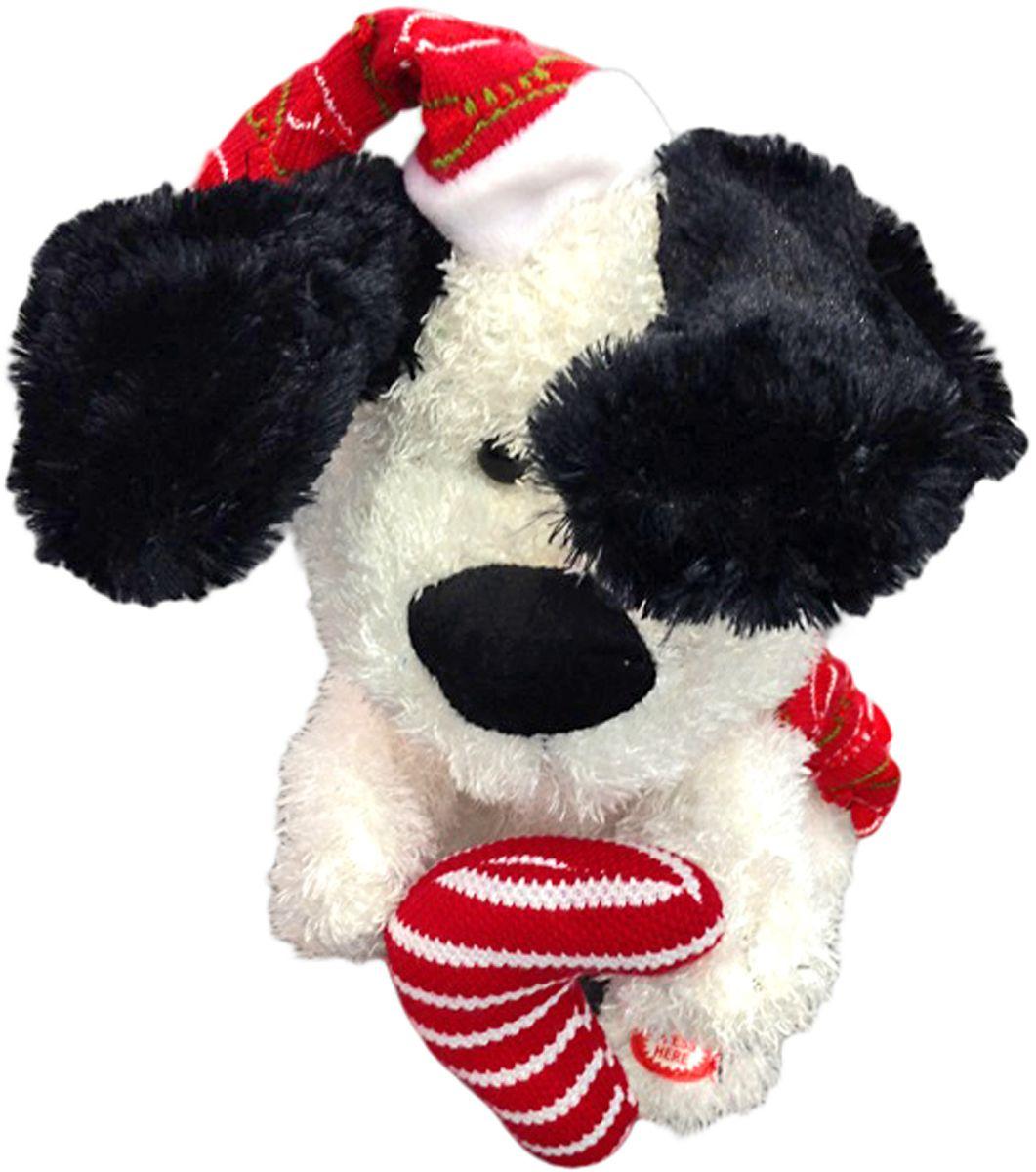 Lapa House Мягкая озвученная игрушка Собачка 26 см 53287