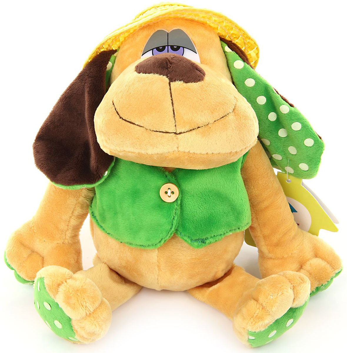 Lapa House Мягкая игрушка Собачка 16 см 54070 радомир мягкая игрушка собака соня 55 см 2008906