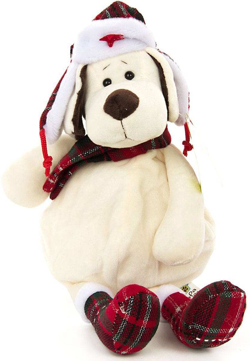 Lapa House Мягкая игрушка Собачка 20 см 54080 beanzees мягкая игрушка собачка dee dee 5 см